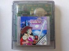 Gameboy Color juego-Xena Warrior Princess (módulo)