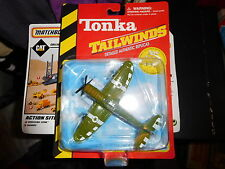 NEW NOS TONKA TAILWINDS REPLICA FIGHTERS #15129 RESCUE 2 P-47D THUNDERBOLT