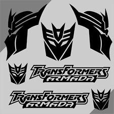 Car Cartoon Decepticon Transformers Vinyl Door Decal Hood 16'' stickers TF33