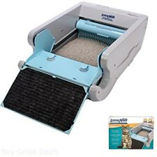 New Littermaid Automatic Litter Box Classic Multiple Cat Kitty Self-Cleaning