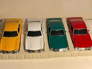 ONE OF MOTORMAX 1974 FORD MAVERICK 1:24 DIECAST MODEL CAR NEW NO BOX