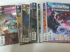 DC Comics phantom stranger new 52 2 3 4 5 6 7 8 10 11 12 12 13 14 16-22 nm bb