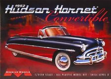 NEW! Moebius Models 1/25 1952 Hudson Hornet Convertible Plastic Model Kit 1204