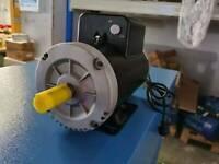 "3/4"" shaft Single phase 2.2kw 3hp 2800rpm B56 NEMA compressor Electric Motor"