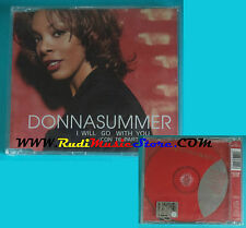 CD Singolo DONNA SUMMER I will go wit you partirò 1999 EPIC AUSTRIA sealed (S1)