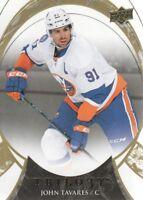 2015-16 Upper Deck Trilogy Hockey #55 John Tavares New York Islanders