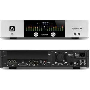 Apogee Symphony Mk1 2x6 Pro Audio Interface AD/DA Converter