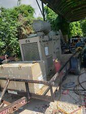 John Deere 60 Kw Diesel Generator 2006 With Trailer 2006 Working Good