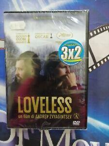 LOVELESS DVD DRAMMATICO