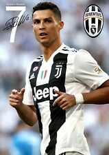 Ronaldo Poster #600 - Juventus Poster - Motivational - A3 - 420mm x 297mm (NEW)
