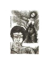 EX-LIBRIS de J. RASDOLSKY par Joris Mommen.