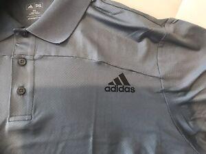 Bnwtags Adidas Golf Mens polo shirt sharp! Size is 3XL Spring