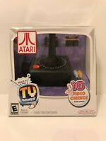 Atari GO RETRO! JAKKS Pacific 10 Video Game Classics - Plug and Play - Brand New