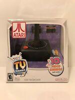 Atari GO RETRO! JAKKS Pacific 10 Video Game Classics - Plug and Play - Brand New