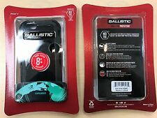 4x Ballistic Explorer iPhone 6 6S (4.7) Case in Black Wholesale Lot