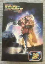 NECA Back To The Future 2 Ultimate Marty McFly Figure Mint In Box
