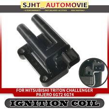 Left Side Ignition Coil for Mitsubishi Triton Challenger Pajero 3.0L 3.5L 97-08