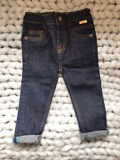 Ted Baker Jeans 9-12 Months Boy NEW blue