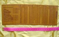 Livre Chinois Bambou-Bamboo Slips Book-Tengwang Ge Xu-Poème Chinois-30x11cm