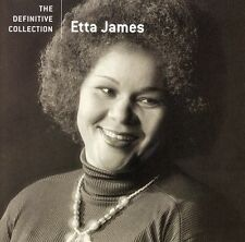 THE DEFINITIVE COLLECTION BY ETTA JAMES CD NEW SEALED