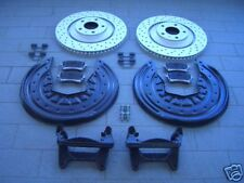 original Audi A8 4E Bremsenumbausatz 335x22mm für die HA S8 Audi S 8 Bremse