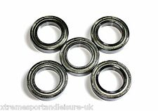 5 pack 61804 zz  [6804 zz] 20x32x7mm Thin Section HIGH PERFORMANCE BEARINGS