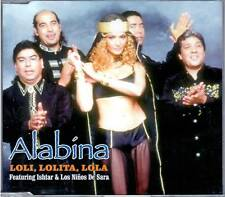 "ALABINA Feat. ISHTAR  ""Loli, Lolita, Lola""  CD Single"