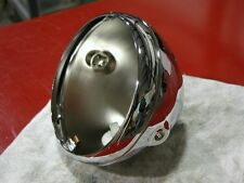 Norton Commando Headlight Shell and Rim