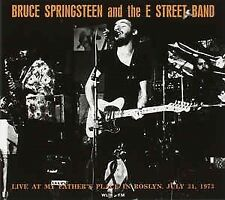 Bruce Springsteen & The E Street Band - Live At My Father's Place July 31,1973