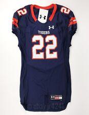 4872a4de6 New Under Armour Men s L Auburn Tigers Gameday Football Jersey  22 Navy  Blue  95