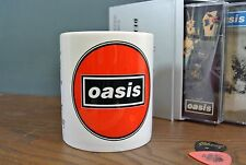 More details for personalised oasis don't look back in anger mug fan birthday gift present idea