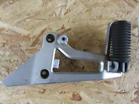 Suzuki DR 800 SR43B Fussraste hinten Halter Footpegs rear bracket links left