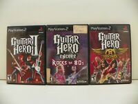 Guitar Hero Game Collection for PlayStation 2