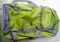 Eddie Bauer Expedition Green Drop Bottom Rolling Duffel Commuter 21 Luggage $199