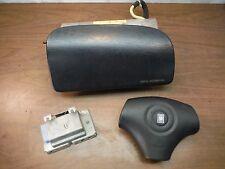 #5 Miatamecca Air Bag Set W/Controller Fits 99-00 Miata MX5 NC1057K70E02 OEM