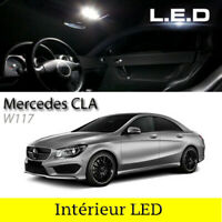 Kit ampoules à LED pour l'éclairage intérieur plafonnier blanc Mercedes CLA w117
