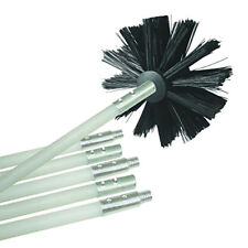KF_ Bendable Chimney Pipe Cleaner Brush Boiler Dryer Sweep Cleaning Tools Flow
