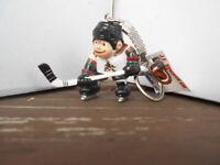 NHL Licensed Lil' Brat Key Chain - Phoenix Coyotes