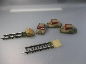 N Gauge : IN Set Track- End Pieces (PK5)