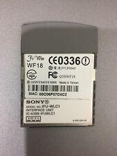 SONY Projector Wireless LAN CARD IFU-WLC1