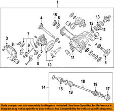 NISSAN OEM-Front CV Axle Joint Boot 392418J126
