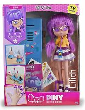 Bambola Piny Pon Design Class Lilith Famosa 13448