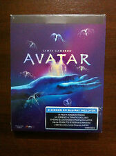 AVATAR DE JAMES CAMERON EDICION EXTENDIDA 3 BLURAY - NEW SEALED NUEVA EMBALADA