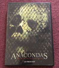 'Anacondas: The Hunt for the Blood Orchid' Movie Press Kit