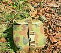 New  2qt. canteen with Surplus DPCU AUSCAM cover. Genuine Ex Military