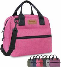 Lunch Bag Insulated Lunch Box for Women Men Reusable Lunch Bag with Adjustable