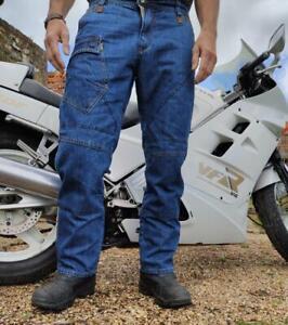 Dark Knight high quality Motorbike Biker Jeans (Kevlar lined) 36in waist, BNWT.