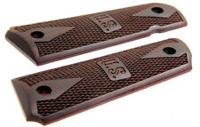 1911-22 .22 fits Browning model Double Dia Rosewood Grips Embossed U.S.  2018