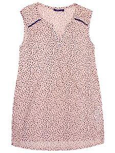 Long Pink Summer Top Plus Size 18/20 22/24 26/28 30/32 sleeveless blouse 489