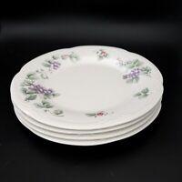 Pfaltzgraff Grapevine Dinner Plates Set of 4